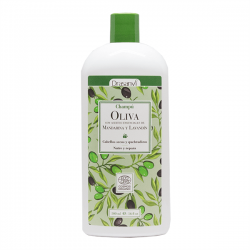 Champú Aceite de Oliva Bio - 500ml