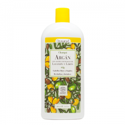 Argan shampoo bio - 500ml