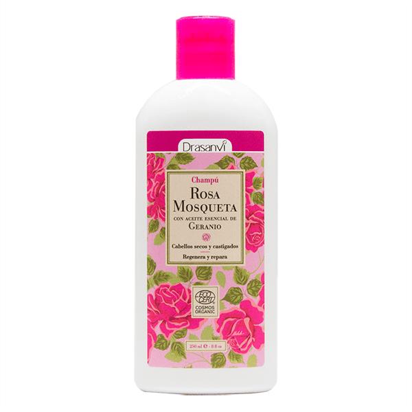 Champú de Rosa Mosqueta Bio - 250ml [Drasanvi]