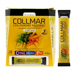 Collmar magnesium +turmeric sticks - 20 sticks