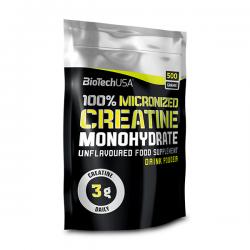 100% Creatina Monohidrato (bolsa) - 500g