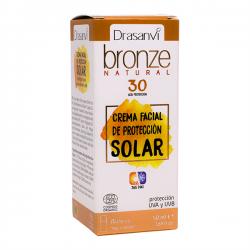 Crema Facial de Protección Solar 30 - 50ml [Drasanvi]