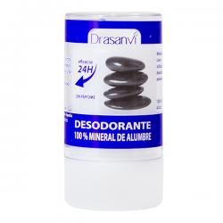 Desodorante 100% Mineral de Alumbre - 120g [Drasanvi]