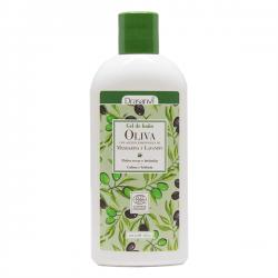 Olive oil bath gel bio - 250ml