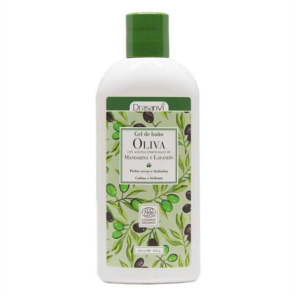 Gel de Baño Aceite de Oliva Bio - 250ml [Drasanvi]
