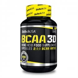 BCAA 3D - 90 cápsulas