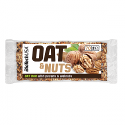 Oat and nuts bar - 70g