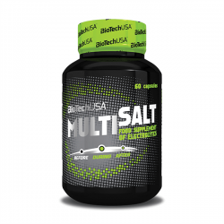 Multi Salt - 60 cápsulas