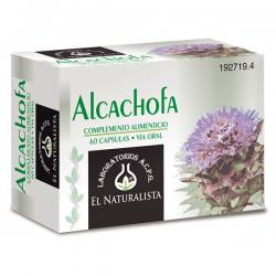 Alcachofa - 60 Cápsulas [El Naturalista]
