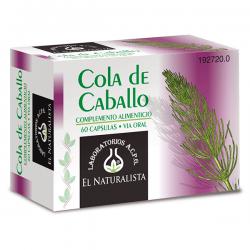Cola de Caballo - 60 Cápsulas [El Naturalista]