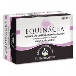 Equinácea - 60 Cápsulas [El Naturalista]