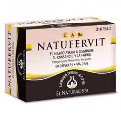 Natufervit - 60 Cápsulas [El Naturalista]