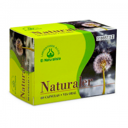 Naturaler - 60 Cápsulas [El Naturalista]
