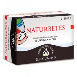 Naturbetes - 60 Cápsulas [El Naturalista]
