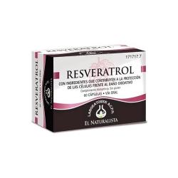 Resveratrol - 60 Cápsulas [El Naturalista]