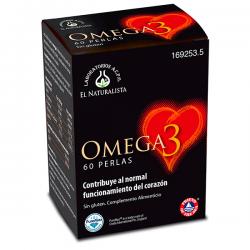 Omega-3 - 60 Perlas [El Naturalista]