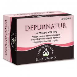 Depurnatur - 48 Cápsulas [El Naturalista]