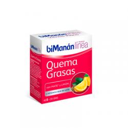 Bimanán Quemagrasas - 40 cápsulas