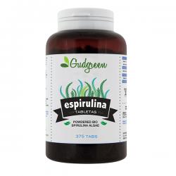 Espirulina - 375 Tabletas