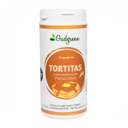 Tortitas con Chocolate - 600g [Gudgreen]