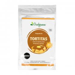 Tortitas con chocolate - 90g