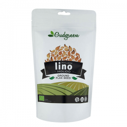 Semillas de Lino Molido - 200g [Gudgreen]