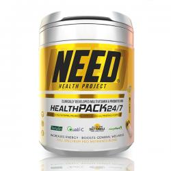 HealthPack 24/7 - 210 cápsulas [Need Health Project]