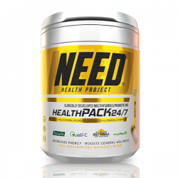 HealthPack 24/7 - 210 cápsulas [Need Health Project]