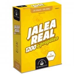 Jalea Real 1200 con Propóleo - 20 Viales [El Naturalista]