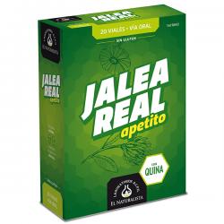 Jalea Real Apetito - 20 Viales [El Naturalista]