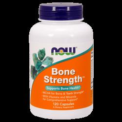 Bone strength - 120 Cápsulas [Nowfoods]