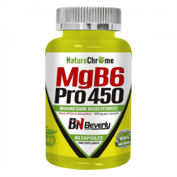 MgB6 Pro 450 - 90 cápsulas [Beverly]