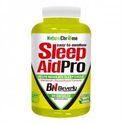 Sleep AidPro - 90 cápsulas [Beverly]