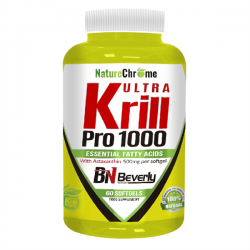 Ultra Krill Pro 1000 - 60 softgels [Beverly]