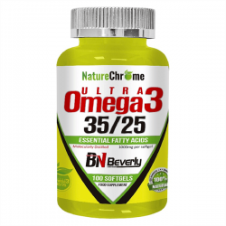 Ultra Omega 3 35/25 - 100 softgels [Beverly]