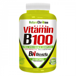 Ultra Vitamina B100 - 60 softgels [Beverly]