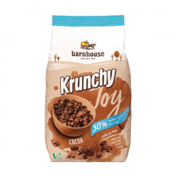Muesli Krunchy Joy Cacao Barnhouse - 375g [Biocop]