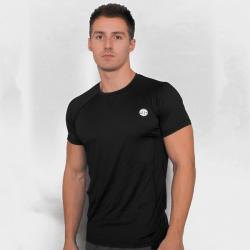 Camiseta Hombre Advance Performance Raglan Crew [Golds Gym]