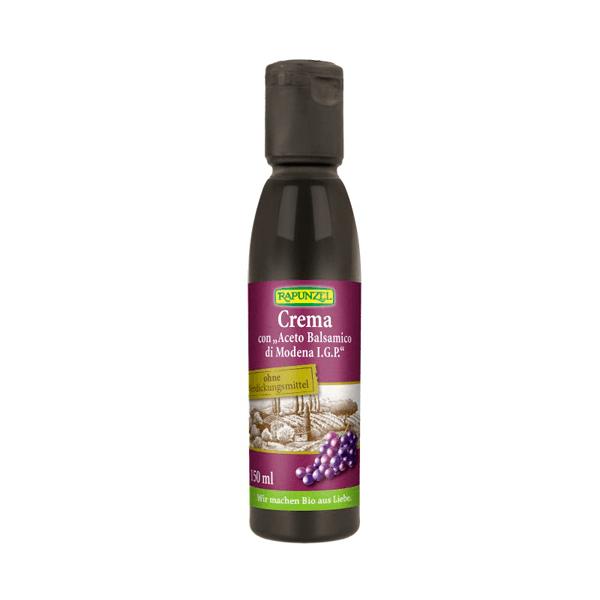Crema con Acetato Balsamico y Modena IGP (Rapunzel) - 150ml [Biocop]