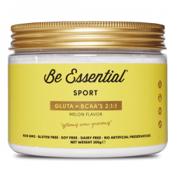 Gluta + BCAA 2:1:1 - 300g [Be Essential]