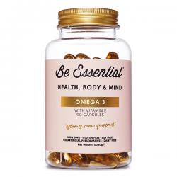 Omega 3 - 90 Cápsulas [Be Essential]