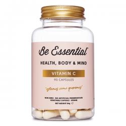 Vitamina C - 90 cápsulas [Be Essential]
