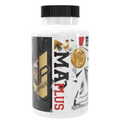 ZMA Plus - 60 Cápsulas [Iogenix]