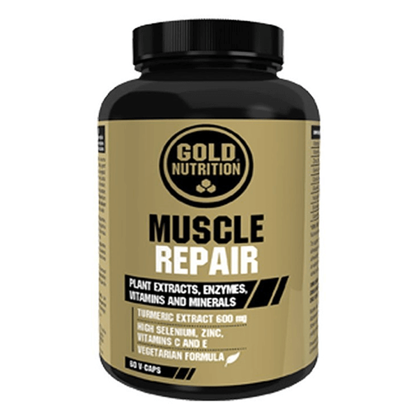Muscle Repair - 60 cápsulas vetegales [Gold Nutrition]