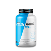 AAKG Cell (Arginina 1000mg) - 120 cápsulas