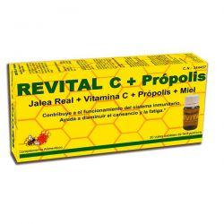 Revital C + Própolis - 10ml x 20 vials [Pharma OTC]