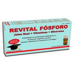 Revital Fósforo - 10ml x 20 viales [Pharma OTC]