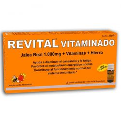 Revital Vitaminado - 10ml x 20 viales [Pharma OTC]
