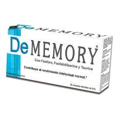 DeMemory - 5ml x 20 viales [Pharma OTC]