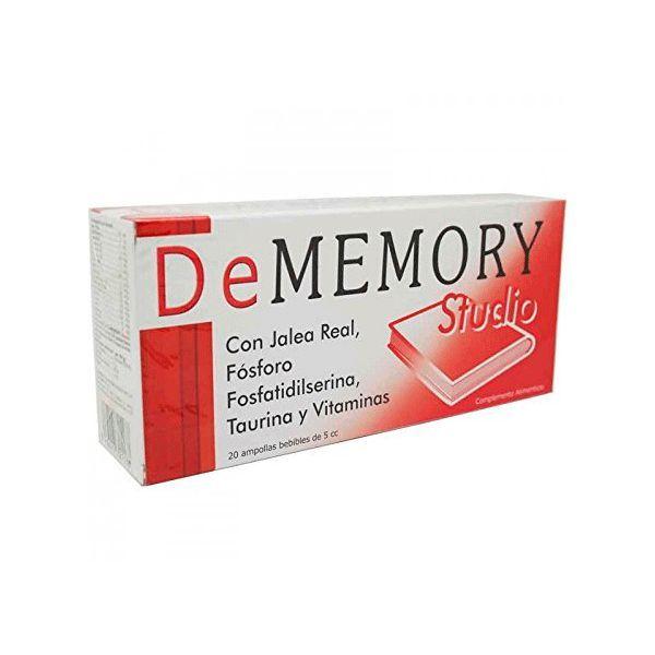 De Memory Studio - 5ml x 20 viales [Pharma OTC]